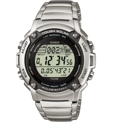Casio Sport W-S200HD-1A