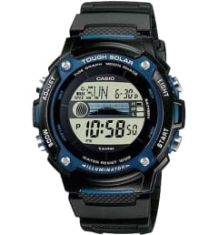 Casio Sport W-S210H-1A с водонепроницаемостью 10 бар