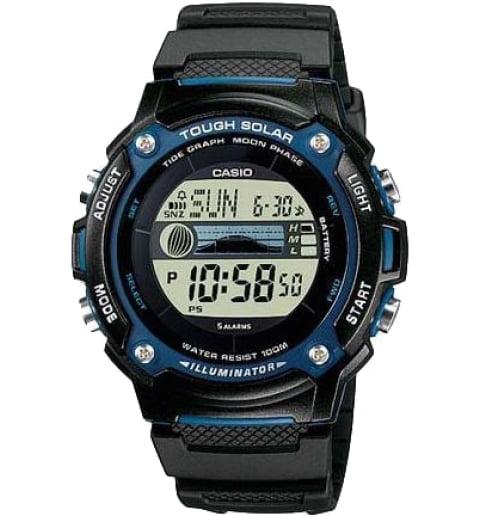 Дешевые часы Casio Sport W-S210H-1A