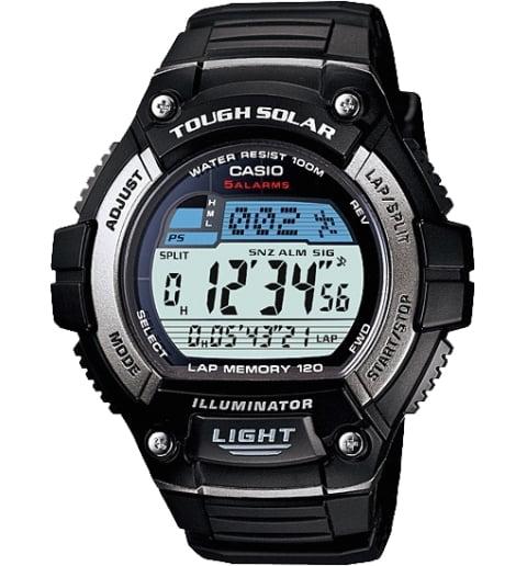 Дешевые часы Casio Sport W-S220-1A