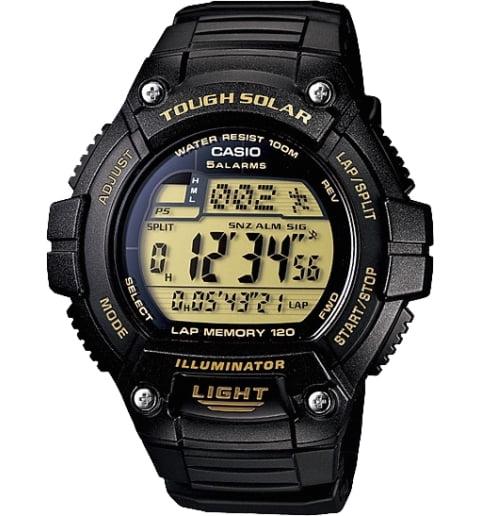 Дешевые часы Casio Sport W-S220-9A