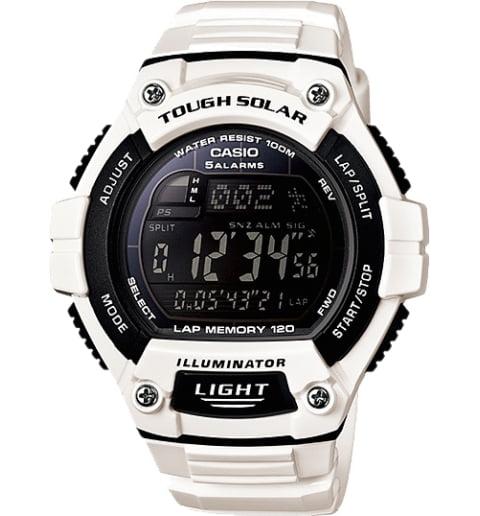 Дешевые часы Casio Sport W-S220C-7B