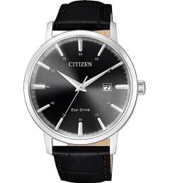 Citizen BM7460-11E с отображением даты