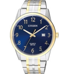 Citizen BI5004-51L с синим циферблатом