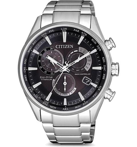Часы Citizen CB5020-87E с титановым браслетом