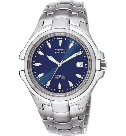 Часы Citizen BM1290-54L с титановым браслетом