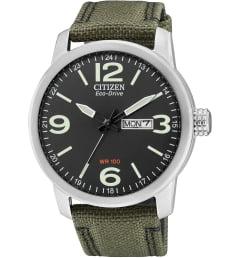 Часы Citizen BM8470-11EE с текстильным браслетом