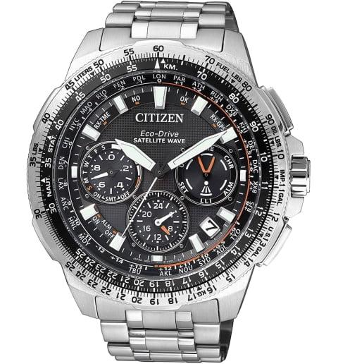 Citizen Promaster CC9020-54E с GPS