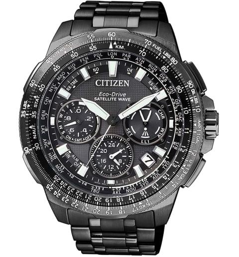 Citizen Promaster CC9025-51E с GPS