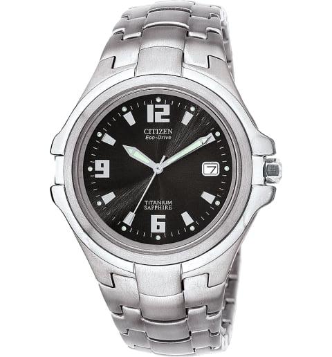 Часы Citizen BM1290-54F с титановым браслетом