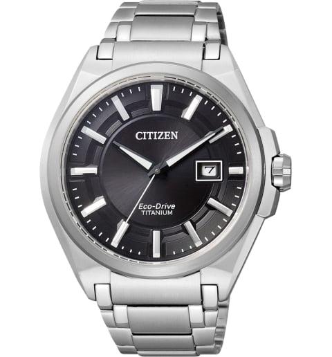 Часы Citizen BM6930-57E с титановым браслетом