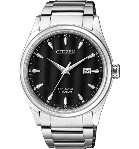 Часы Citizen BM7360-82E с титановым браслетом