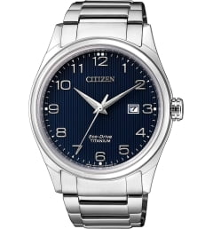 Часы Citizen BM7360-82M с титановым браслетом