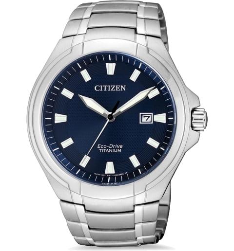 Часы Citizen BM7430-89L с титановым браслетом