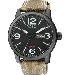 Часы Citizen BM8476-23EE с текстильным браслетом