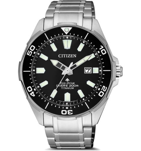 Часы Citizen BN0200-81E с титановым браслетом