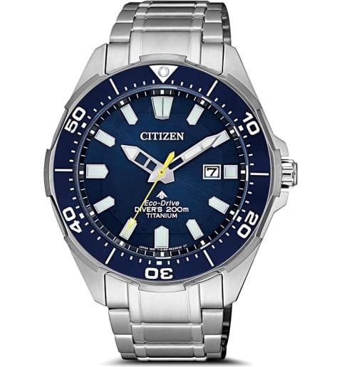 Часы Citizen BN0201-88L с титановым браслетом