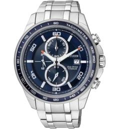 Часы Citizen CA0345-51L с титановым браслетом