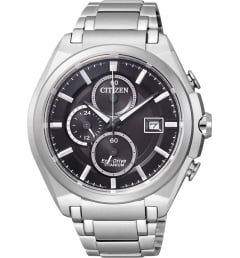Часы Citizen CA0350-51E с титановым браслетом