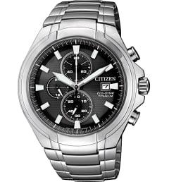 Часы Citizen CA0700-86E с титановым браслетом