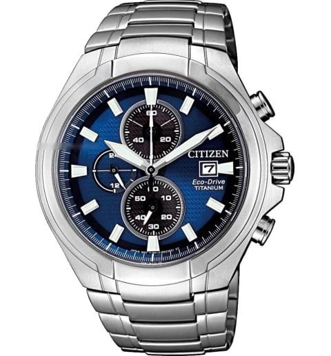 Часы Citizen CA0700-86L с титановым браслетом