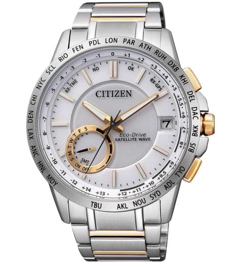 Citizen CC3004-53A с GPS