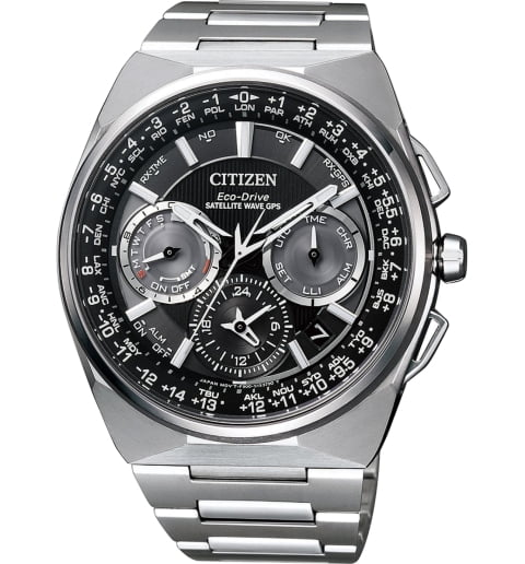 Citizen CC9008-84E с GPS