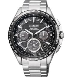 Мужские Citizen Attesa CC9015-54E с GPS