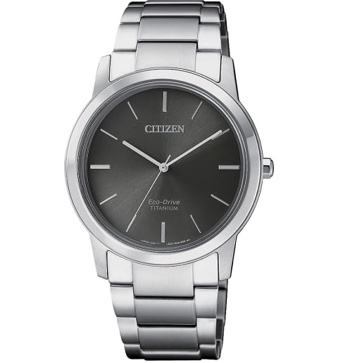Часы Citizen FE7020-85H с титановым браслетом