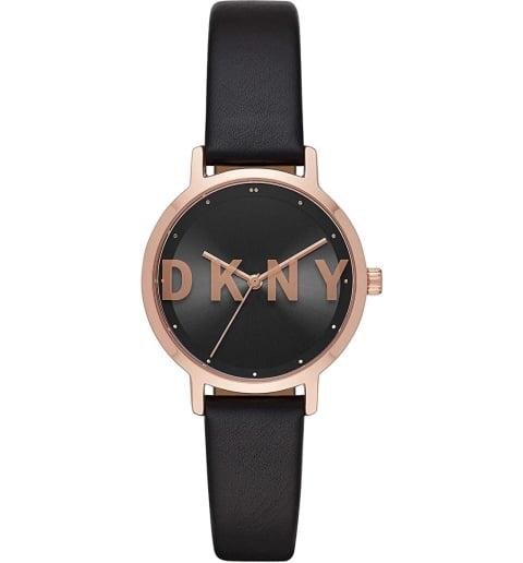 DKNY NY2842 с кожаным браслетом
