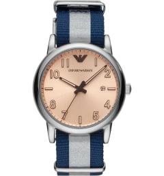 Часы Emporio Armani AR11212 с текстильным браслетом