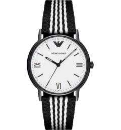 Часы Emporio Armani AR80004 с текстильным браслетом