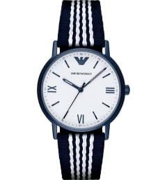 Часы Emporio Armani AR80005 с текстильным браслетом