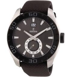 Часы Festina F16674/2 с текстильным браслетом