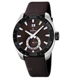 Часы Festina F16674/3 с текстильным браслетом