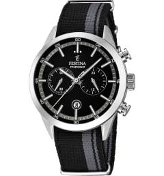 Часы Festina F16827/3 с текстильным браслетом
