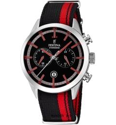 Часы Festina F16827/4 с текстильным браслетом