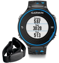 Garmin Forerunner 620 Blue Black HRM-Run Russia (010-01128-54) с GPS