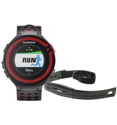 Garmin Forerunner 220 Black Red Russia HRM (010-01147-68) с GPS