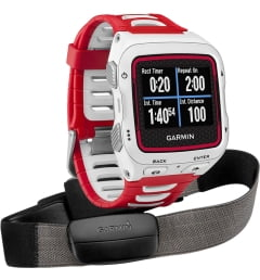 Garmin Forerunner 920XT White Red HRM-Run (010-01174-31) с вибрацией