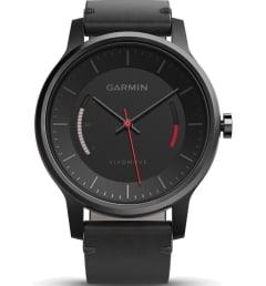 Garmin Vivomove Classic черные c кожаным ремешком (010-01597-10)
