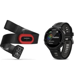 Garmin Forerunner 735XT Black Gray HRM-Run (010-01614-15)