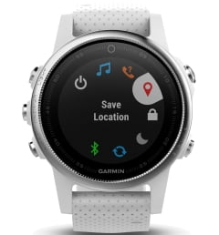 Garmin Fenix 5S Carrara White (010-01685-00)