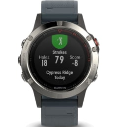 Garmin Fenix 5 Blue (010-01688-01)
