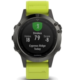 Garmin Fenix 5 Yellow (010-01688-02)