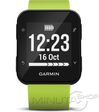 Garmin Forerunner 35 светло-зеленые (010-01689-11)
