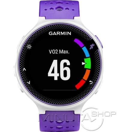 Garmin Forerunner 230 Purple White (010-03717-45)