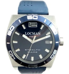Locman 021100BA-BLASIB