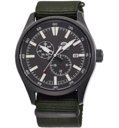 Часы Orient RA-AK0403N с текстильным браслетом