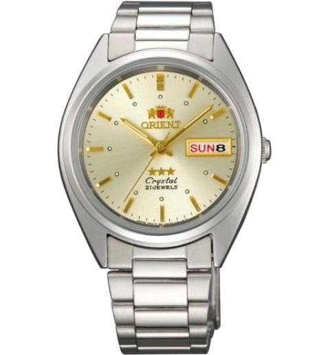 Недорогие мужские механические часы ORIENT AB00005C (FAB00005C9)